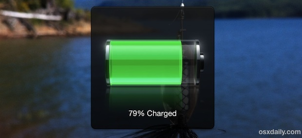 Suggerimenti sulla durata della batteria dell'iPad