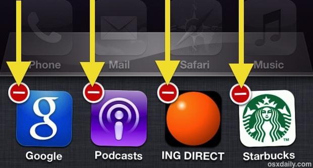 Esci da più app contemporaneamente sull'iPad