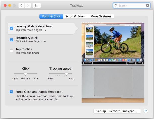trackpad-Mac-trucchi forza-touch