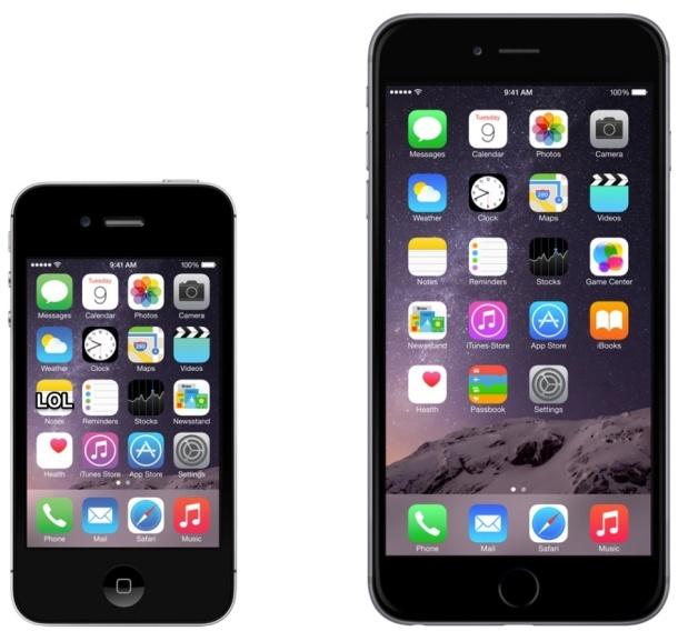 Micro iPhone vs iPhone Plus