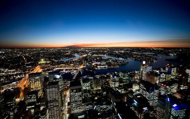Carta da parati di Sydney Australia