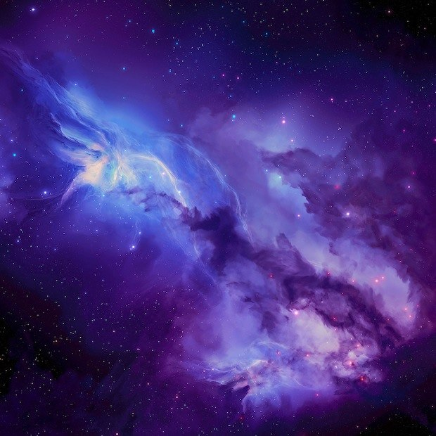Galaxy viola