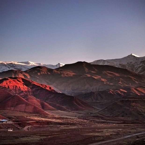 Montagne di Alamut