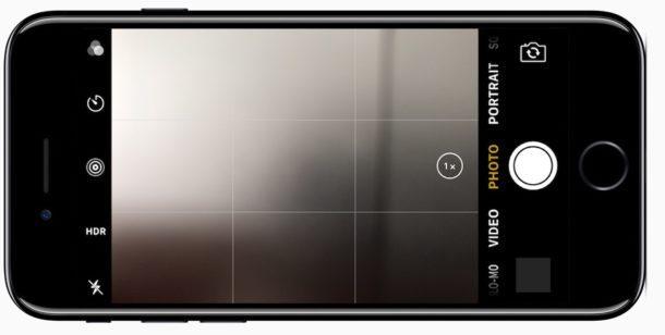 Si accede alla videocamera di blocco su iPhone