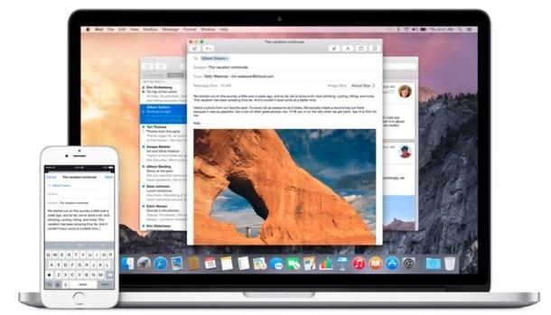 Consegnare iOS a OS X