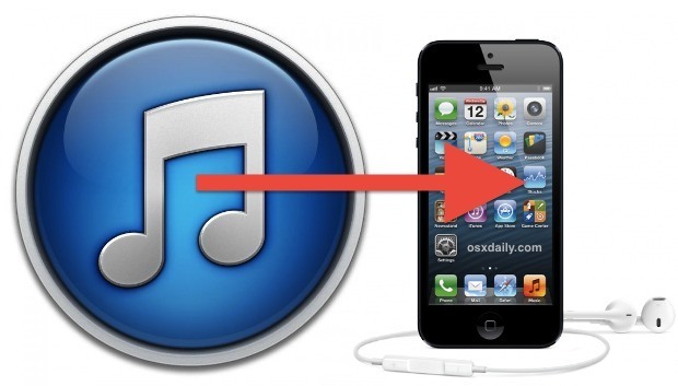 Aggiungi musica a iPhone in modalità wireless
