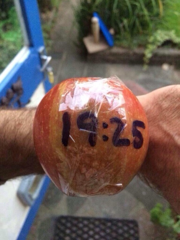 Apple Watch, letteralmente