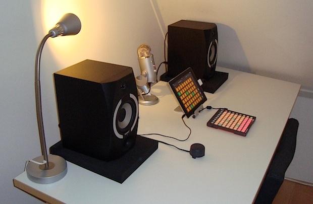 ipad-music-studio-setup