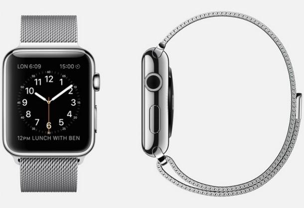 Un fantastico orologio Apple