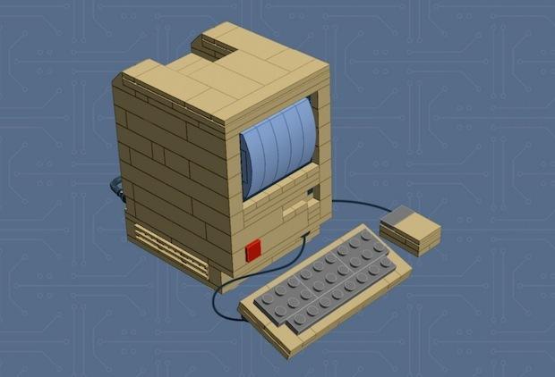 LEGO Mac 128k guida allo sviluppo didattico