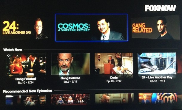 Fox su APPLE TV