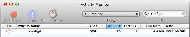 Risolvi i problemi di configurazione in Mac OS X