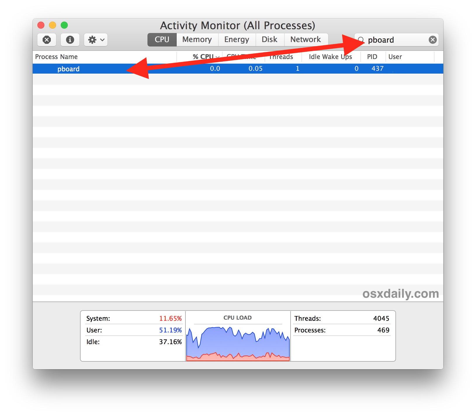 Risolvi un blocco appunti bloccato su Mac per risolvere i problemi di copia incolla