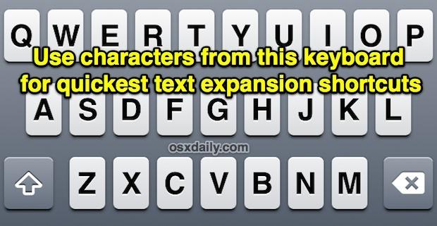 Suggerimento di espansione del testo iOS