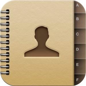 Icona Contatti in iOS