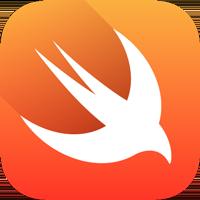 Icona della lingua di programmazione rapida