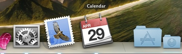 Attacca le icone del badge di avviso rosso disabilitate in Mac OS X