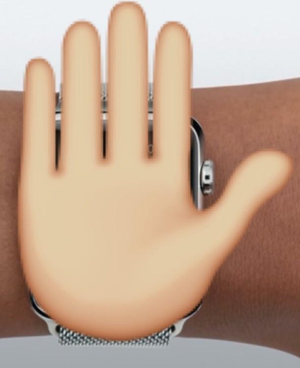 Consegnare il quadrante Apple Watch eliminerà una chiamata in entrata