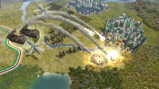Screenshot di Civilization Mac