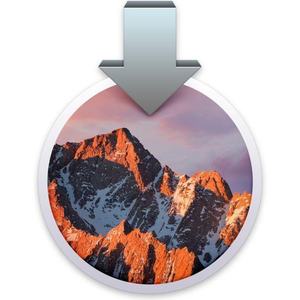 Installa MacOS Sierra