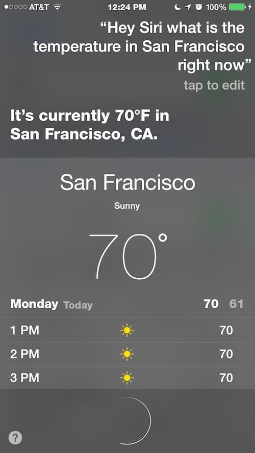 Ehi Siri, i comandi vocali a mani libere sono fantastici