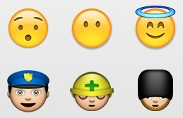 Icone Emoji su iPhone