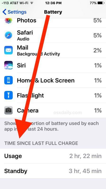 Guarda esattamente per quanto dura la durata della batteria di iPhone