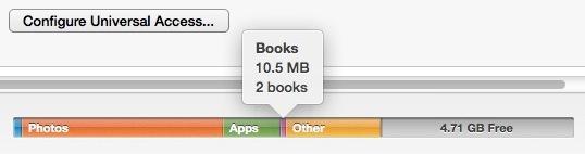 Trova informazioni sui libri su un dispositivo iOS