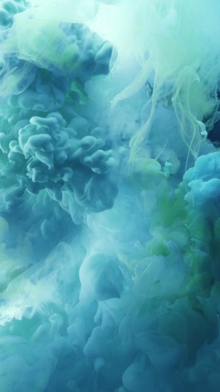 iPhone-6s-blu-inchiostro-Wallpaper