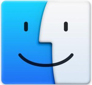 Icona del Finder sul Mac