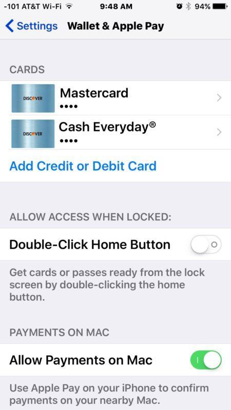 Nuove carte aggiunte ad Apple Pay