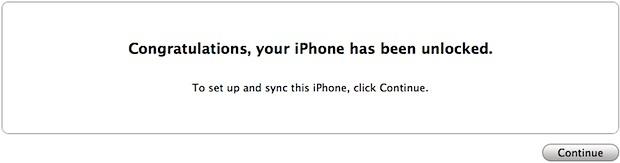 Controlla se un iPhone è sbloccato in fabbrica