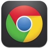 Browser web Chrome per iOS