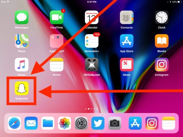 App di iPhone scaricate su iPad