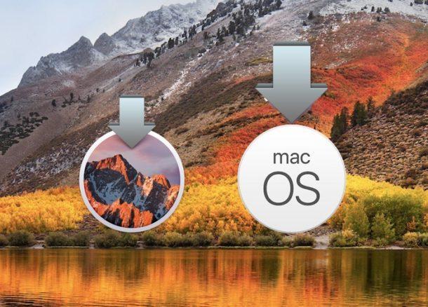 Dual boot macOS High Sierra beta
