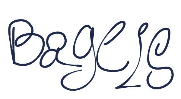 Esempio di messaggio di calligrafia per iPhone