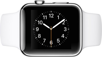 Quadrante dell'orologio Apple Watch