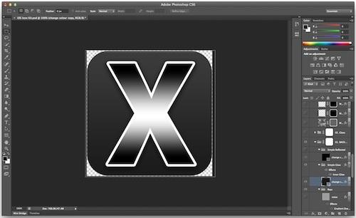 Crea un'icona segnalibro iOS