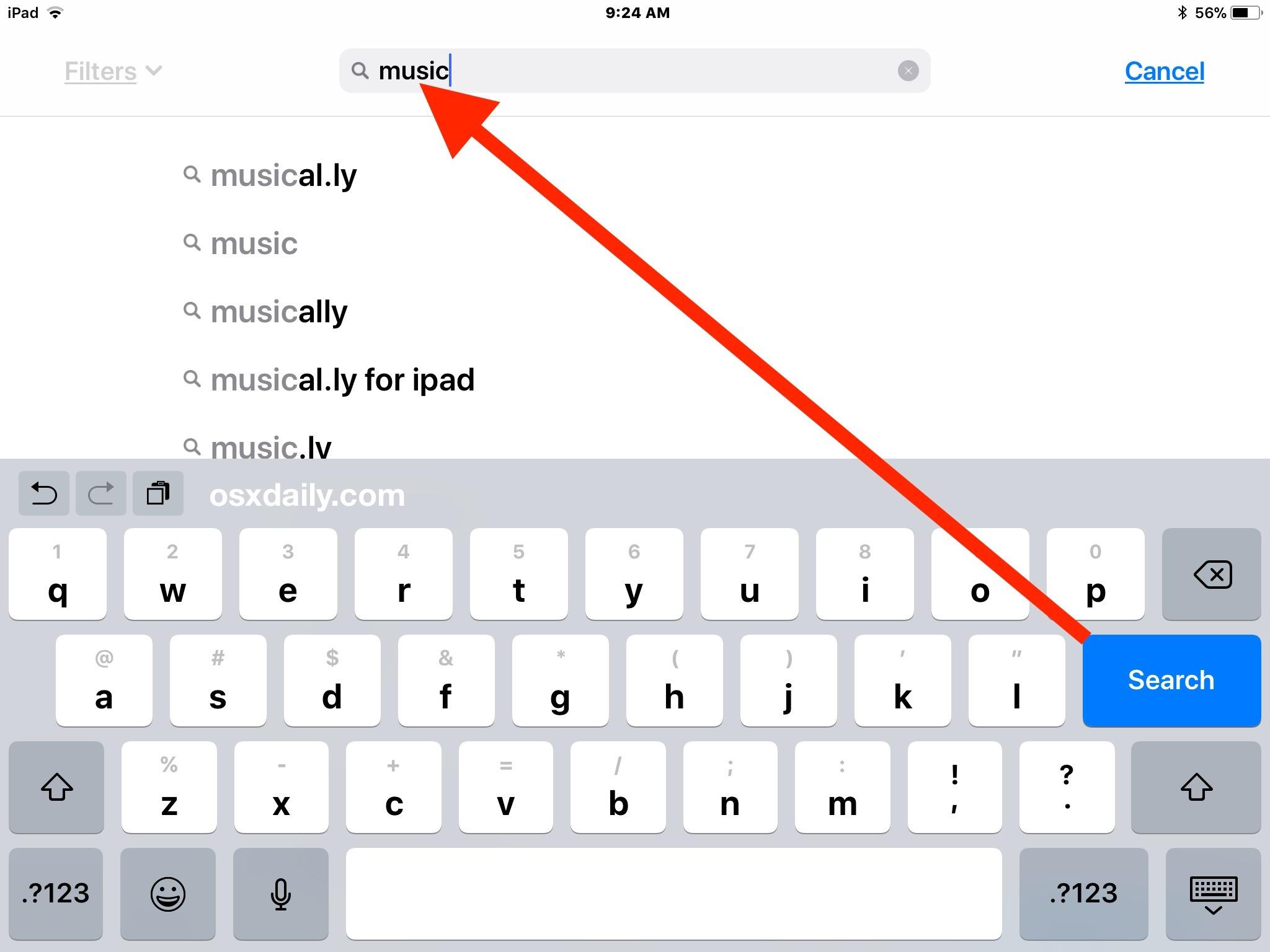 Riscarica le app stock per ripristinare le app predefinite sul dispositivo iOS