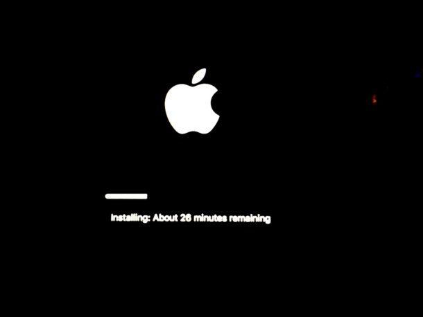 Reinstallazione di macOS Sierra