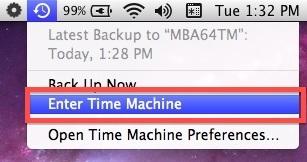 Entra nella macchina del tempo
