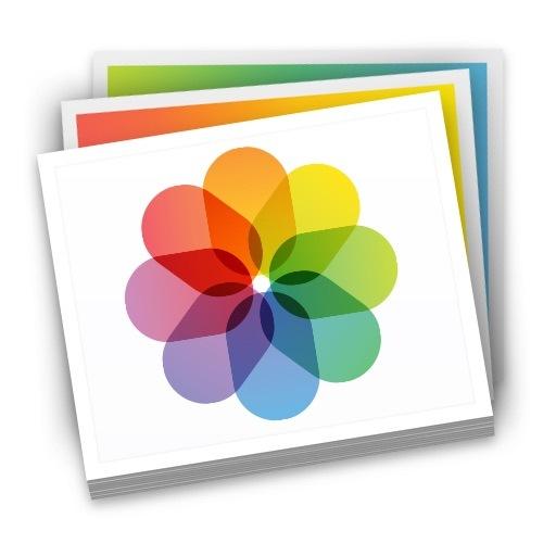Il file del pacchetto Libreria foto in Mac OS X