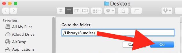 Interrompi l'aggiornamento alle notifiche macOS High Sierra