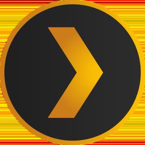 L'icona dell'app Plex