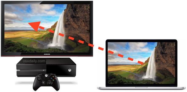 Trasmetti film su Xbox One da un Mac (o PC)