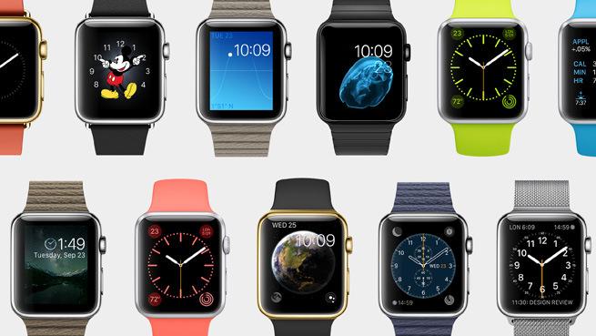 Modelli Apple Watch