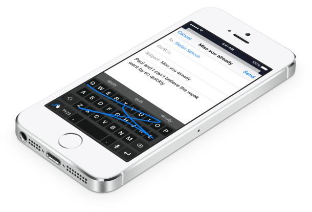 Tastiere di terze parti iOS 8