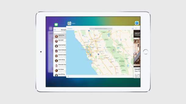 nuovo switcher dell'app iOS 9