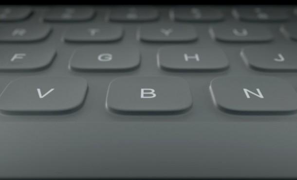 Tastiera intelligente per iPad Pro