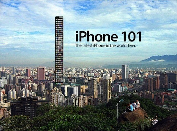 iPhone 101 Tower
